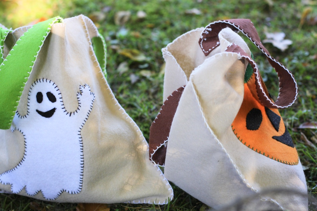 Halloween Trick or Treat Bags