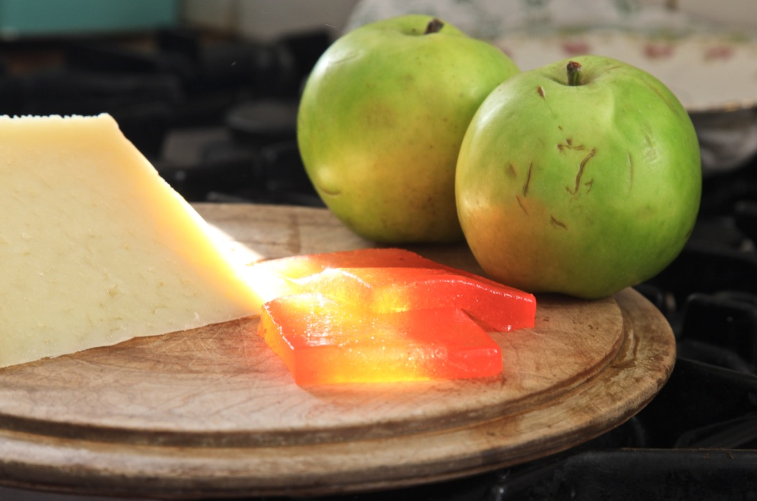 ow To Make Quince Cheese