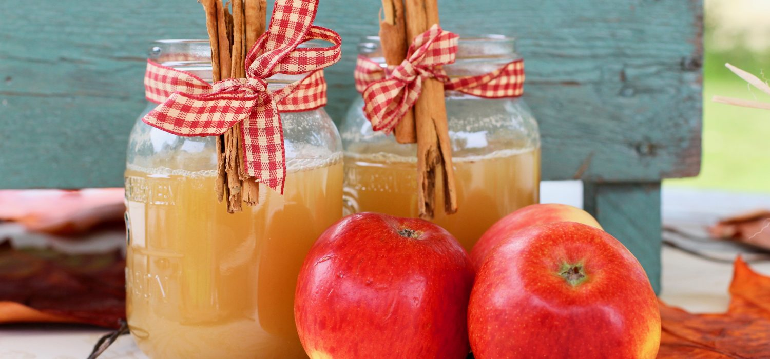 mulled apple juice 2